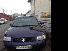 Volkswagen Passat 1,8 z 2000 roku