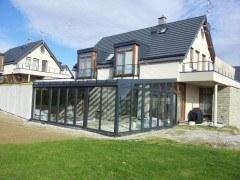 Aluminiowe ogrody zimowe caloroczne