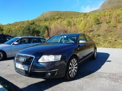 Audi A6 s-line 2.0tdi Xenon, Skóra, stan bardzo d.