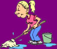 Pomoc przy sprzątaniu