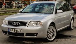 Audi A6 C5 2003 1.8T 200KM