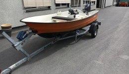 Sprzedam łódkę