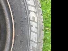 Sprzedam opony Michelin 195.65.R16