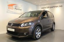 Volkswagen Touran CROSS 2.0TDI 140 HK