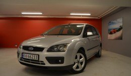 Ford Focus 1.6 benzyna, 2005 rok