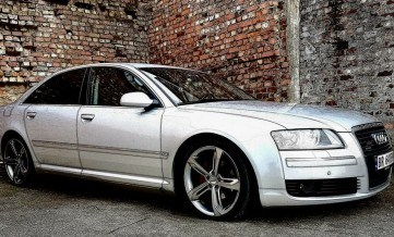 Audi A8 model 2006  nowe EU