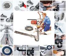 Hydraulik pomaga przy  zapchana rura inna