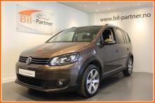 Volkswagen Touran CROSS 2.0TDI 140 HK