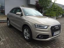 Audi Q3 Quattro,2,0 D. aut. S line, FK VAT. -46% !