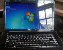 Laptop Dell 15\\\' Inspirion N5030
