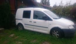 VW Caddy 2007 tanio