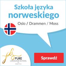 Nauka Norweskiego - Oslo, Drammen i Moss