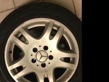 Mercedes koła