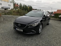 Mazda 6 III 2.2 D SkyActive 150PS BOSE Optimum !
