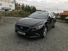 Mazda 6 III 2.2 D SkyActive 150PS na gwarancji !!!