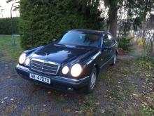 Mercedes benz E230 W210