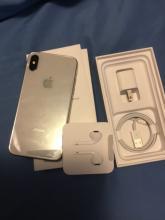 Fabrycznie odblokowany smartfon Apple iPhone X 256
