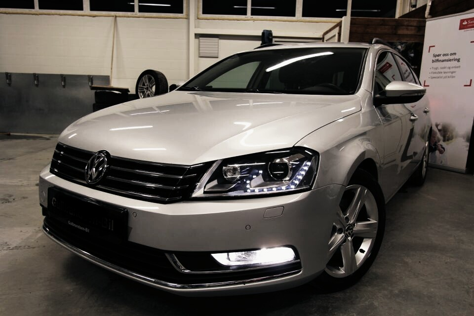 VW Passat 2012 1.6 Bluemotion