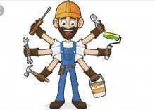 Szukam pracy- ,pomocnik budowlany , D-number