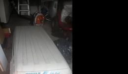 box dachowy Thule 600