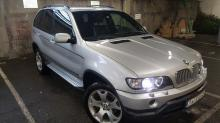 Sprzedam BMW x5 4x4 3.0D