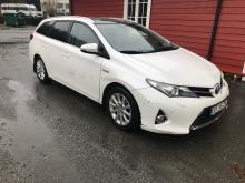 Toyota Auris AURIS 1.8-99 HYBRID 2014