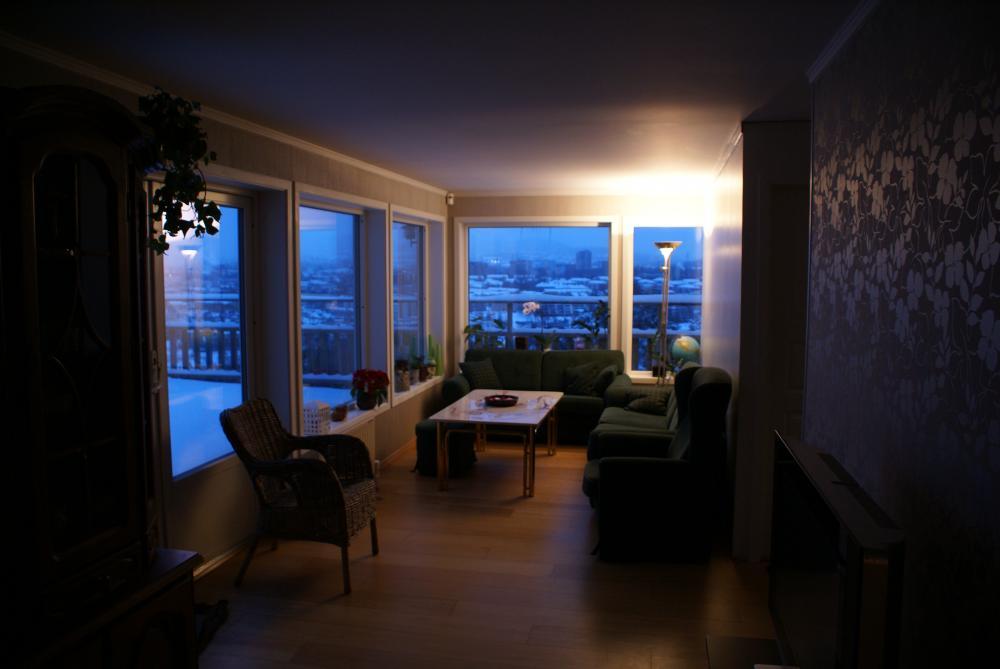 Pokoje Oslo przy centrum (ostatnie pokoje)
