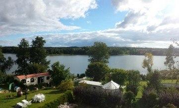 Odpocznij nad brzegiem jeziora_Raj dla wędkarzy, pyszne domowe obiady