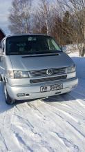 Sprzedam Volkswagena Multivana