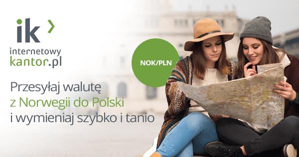 Przelew z Norwegii do Polski. Sprawdź, jak zrobić to szybko i tanio_Internetowykantor.pl