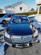 Opel Insignia 2.0 CDTI 160KM COSMO + SPORT 2009r