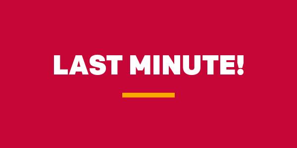 Promy Last Minute!