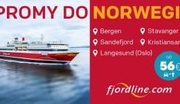 Jedziesz do Norwegii lub Polski samochodem?