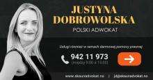 POLSKI ADWOKAT - JUSTYNA   DOBROWOLSKA