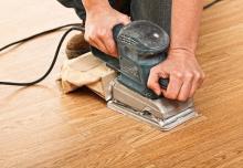Renowacja podłóg/Cyklinowanie/Szlifowanie/Naprawa