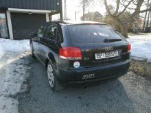 Audi A3 1.6 2004r 256 000 km 8 800kr