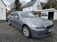 BMW 520D 2011 158tys/ / EU 09.19/ Serwis