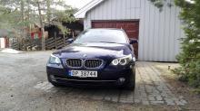 BMW E61, 525xD, 3.0D, 225KM, mod. 2008