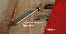 Carpenters / cieśla budowlany
