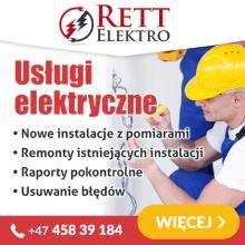 Usługi elektryczne - Oslo i okolice ; wizja lokalna GRATIS!