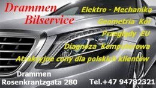 Warsztat Drammen BILSERVICE