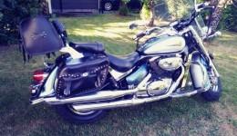 Motocykl Suzuki