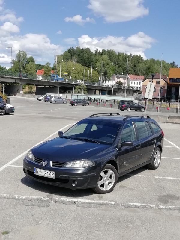 Renault Laguna II FL 1.9 dCi *PL*
