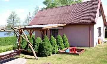 Wypoczynek na mazurach nad jeziorem Ołów:)Proponuj