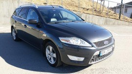 Ford Mondeo 2,0 TDCI 140hk