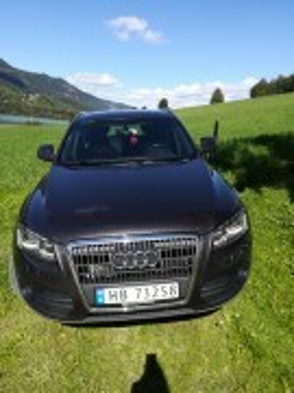 Audi Q5 S-TRONIC