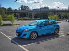 Mazda 3 Advance Plus 1.6 Diesel z 2010 roku