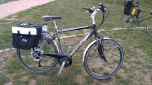Rower elektryczny (el-bike) Trek + gratis