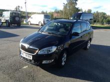 Sprzedam samochód Skoda Fabia rocznik 2011 1.2 TSI Vestby (Akershus)