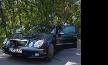 Mercedes s211 E klass Avangarda 220 d 80 000 NOK
